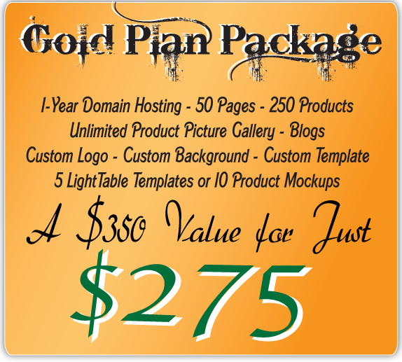 Gold Plan Package