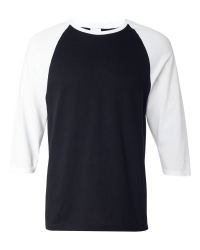 Anvil 2184 Raglan Baseball T-Shirt